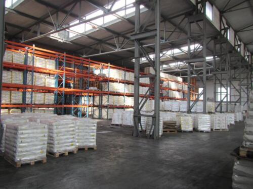 Ekspertyza techniczna na temat nośności posadzki w halach przemysłowych w Chorzów