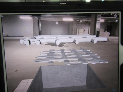 Ekspertyza techniczna stropu w garażu podziemnym w Warszawie