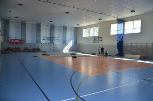 Wykonanie ekspertyzy technicznej w sali sportowo-gimnastyczne